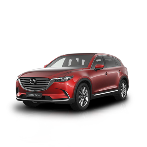 CX-9 PRIME 2.5T AT 2WD IPM IV